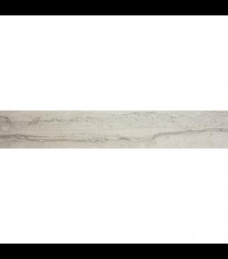 "Nova Moderne - Silver 4""x24"" Bullnose (polished)"