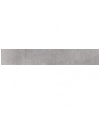 "Metal Max - Medium Grey 4""x24"" Bullnose"