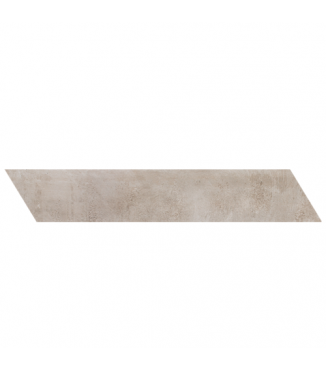 "concrete - White Cloud 4""x24"" Chevron Right(Matte)"