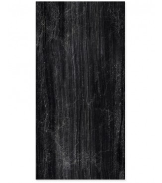 "Black Venato 126"" x 63"" x12mm Matte Slabs"