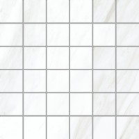 "Carrara Extra 2""x2"" Mosaic (Polished)"