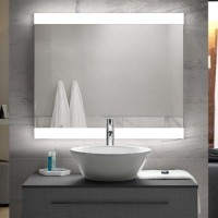 "Alice Twin LED Mirror - 40""x32"""