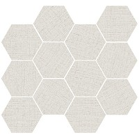 "Fabrique 2.0 - Cotton 3.25"" Hex Mosaic"