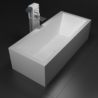 Cube Bathtub