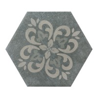 Landscape - 11″ Hexagon Deco (6 Designs-Random)