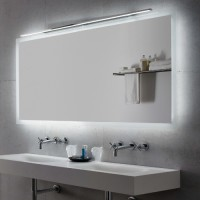 "Grayce LED Mirror - 48""x32"""