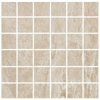 Horizon - Avorio 2x2 Mosaic Semi-Polished