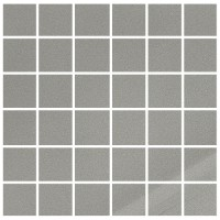 "Marne - Base Chiaro 2""x2"" Mosaic on 12""x12"" Mesh Sheet Semi-Polished"
