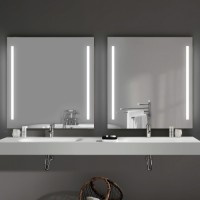"Sam LED Mirror - 40""x32"""