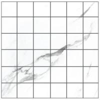"""Statuario Extra 2""""x2"""" Mosaic"""