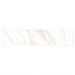 "Calacatta Borghini Prefab Countertop 120""x25.5""x1.5"" (Honed) (12mm)"