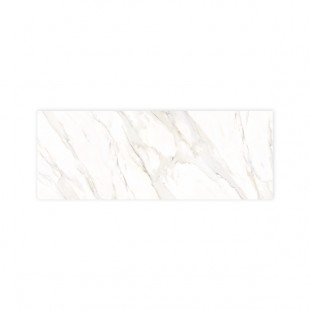 "Calacatta Borghini Prefab Island Countertop 96""x36""x1.5"" (Honed) (12mm)"