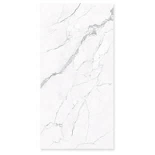 "Statuario 126""x63""x12mm Honed Slabs"