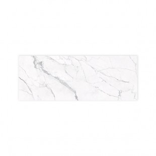 "Statuario Prefab Island Countertop 96""x36""x1.5"" (Honed) (12mm)"
